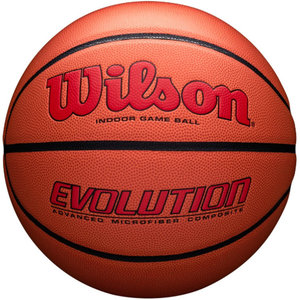 Wilson Wilson Evolution Indoor Red Basketball (7)
