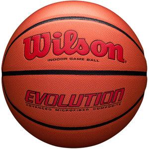 Wilson Wilson Evolution Indoor Rood Basketbal (7)