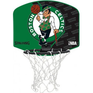 Spalding Spalding NBA Celtics Mini Basketball Backboard