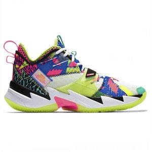Jordan Basketball Jordan Why Not Zer0.3 Multicolor