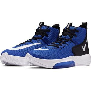 Nike Basketball Nike Zoom Rize (Team) Blauw Wit Zwart