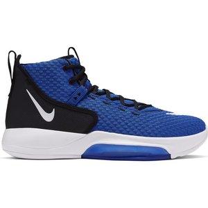 Nike Basketball Nike Basketball Nike Zoom Rize (Team) Blauw Wit Zwart