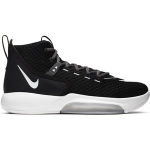 Nike Basketball Nike Zoom Rize (Team) Zwart Wit Grijs