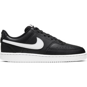 Nike Nike Court Vision Low Schwarz Weiß
