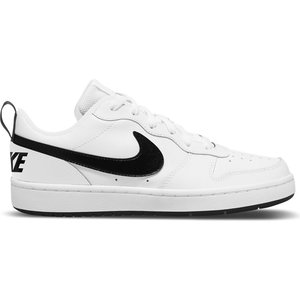 Nike Nike Court Borough Laag 2 Wit Zwart