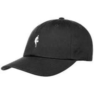 Mitchell & Ness Mitchell & Ness Little Dribbler Logo Cap Black White