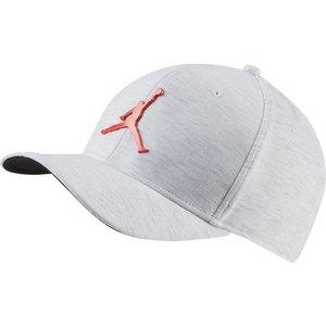 Jordan Jordan Classic99 Cap Wit Infrared
