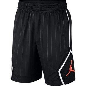 Jordan Basketball Jordan Jumpman Diamond Short Schwarz Rot