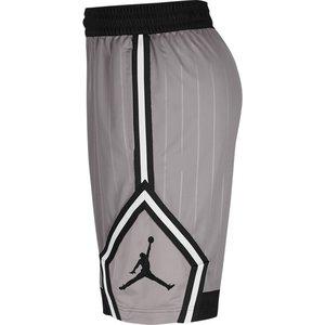 Jordan Basketball Jordan Jumpman Diamond Short Grijs Zwart