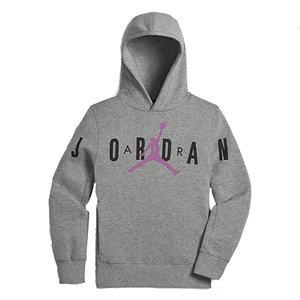Jordan Jordan Flight Fleece Hoodie Kids Grijs