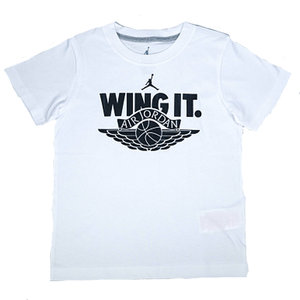 Jordan Air Jordan Wing It T-shirt Kids White