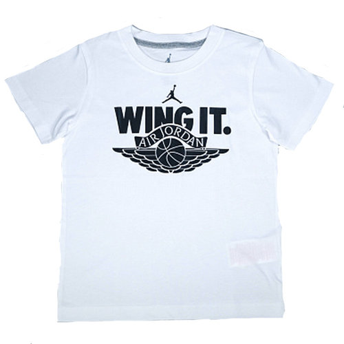 Jordan Air Jordan Wing It T-shirt Kids Weiß