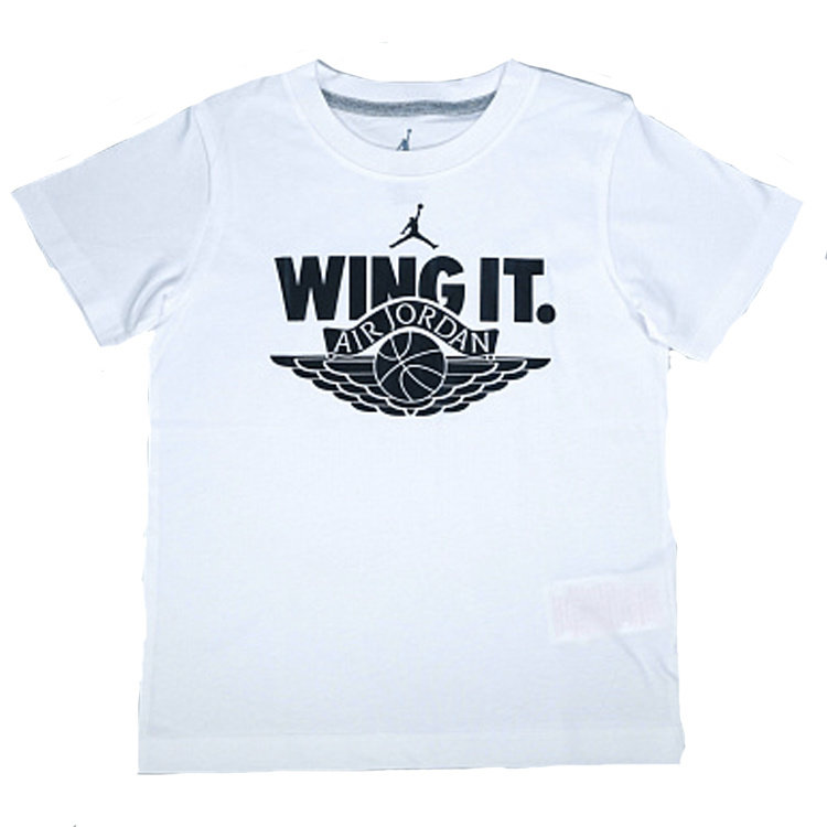 Jordan Air Jordan Wing It T-shirt Kids White