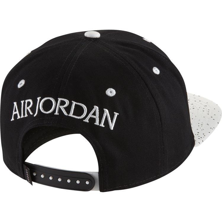 Jordan Jordan Pro Jumpman Classics Cap Zwart Wit