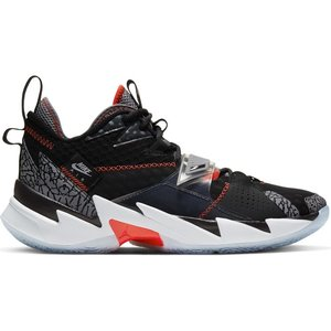 Jordan Basketball Jordan Why Not Zer0.3 Zwart Grijs Wit