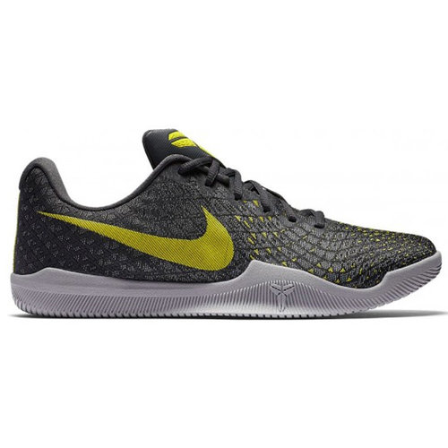 Nike Basketball Nike Mamba Instinct Grijs Geel
