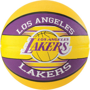 Spalding Spalding NBA Lakers Basketball (5)