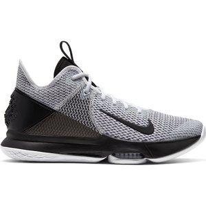 Nike Basketball Nike LeBron Witness IV Weiß Schwarz