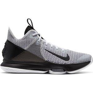 Nike Basketball Nike LeBron Witness IV Wit Zwart