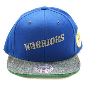 Mitchell & Ness Mitchell & Ness State Warriors Cap Blau