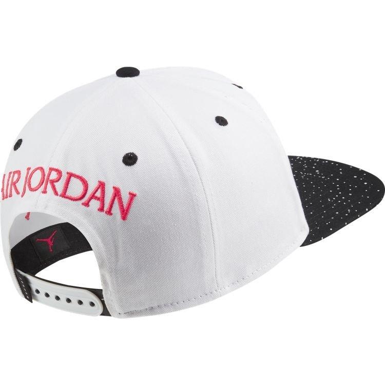 Jordan Jordan Pro Jumpman Classics Cap White Black