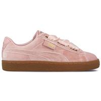 Puma Basket Heart VS Roze Goud