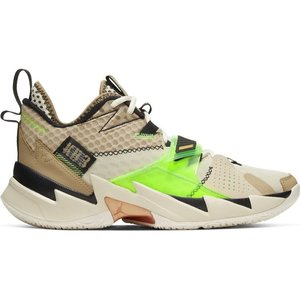 Jordan Basketball Jordan Why Not Zer0.3 Beige Groen Zwart