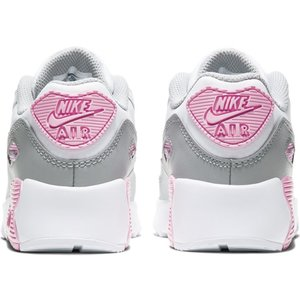 Nike Nike Air Max 90 LTR (PS) Weiß Grau Pink