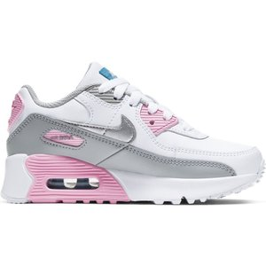 Nike Nike Air Max 90 LTR (PS) White Grey Pink