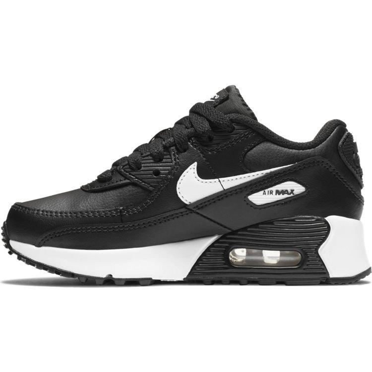 Nike Nike Air Max 90 LTR (PS) Black White