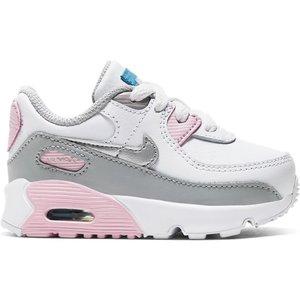 Nike Nike Air Max 90 LTR (TD) White Grey Pink