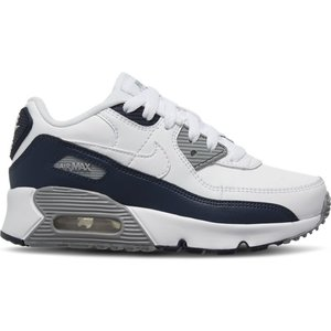Nike Nike Air Max 90 LTR (PS) White Black Grey