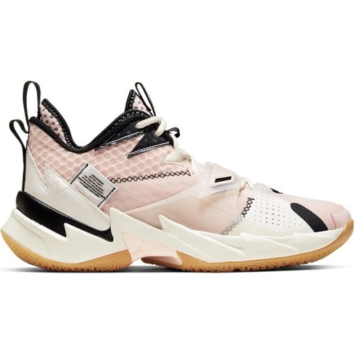 Jordan Basketball Jordan Why Not Zer0.3 Rosa Schwarz