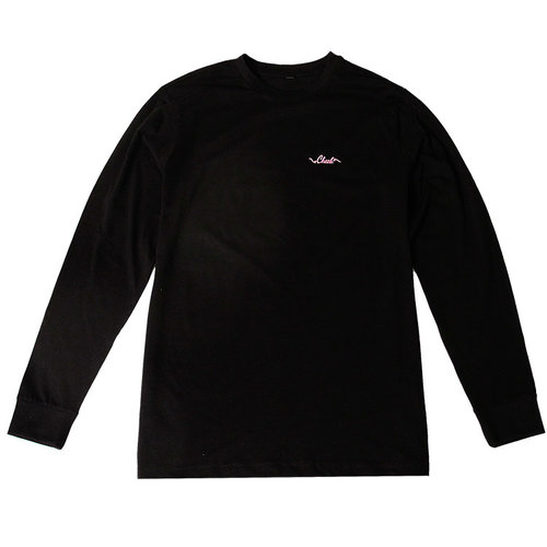 Check Check Clothing Pointing At The Future Longsleeve Schwarz