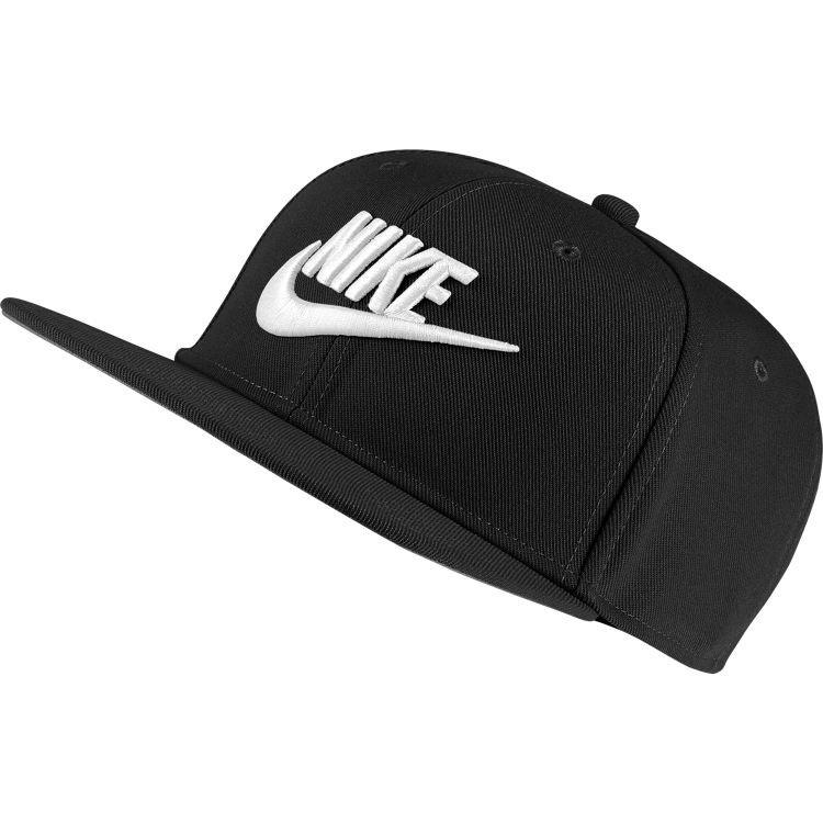 Nike Nike Pro Youth Cap Black White