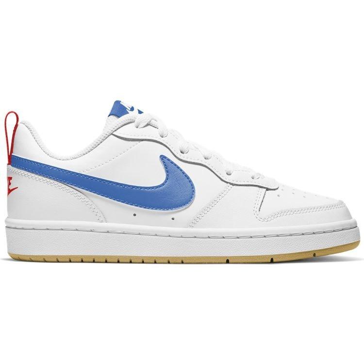 Nike Nike Court Borough Low 2 Weiß Royal Gum