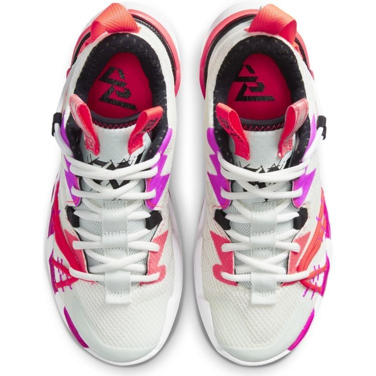 Jordan Basketball Jordan Why Not Zer0.3 SE (GS) Weiß Violett Rot