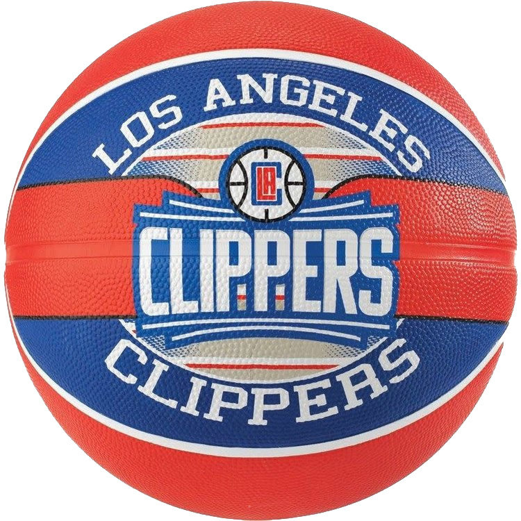 Spalding Spalding NBA LA Clippers Basketbal (7)