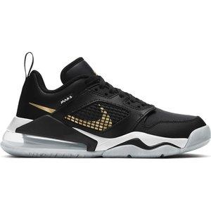 Nike Basketball Jordan Mars 270 (GS) Low Schwarz Gold Weiß