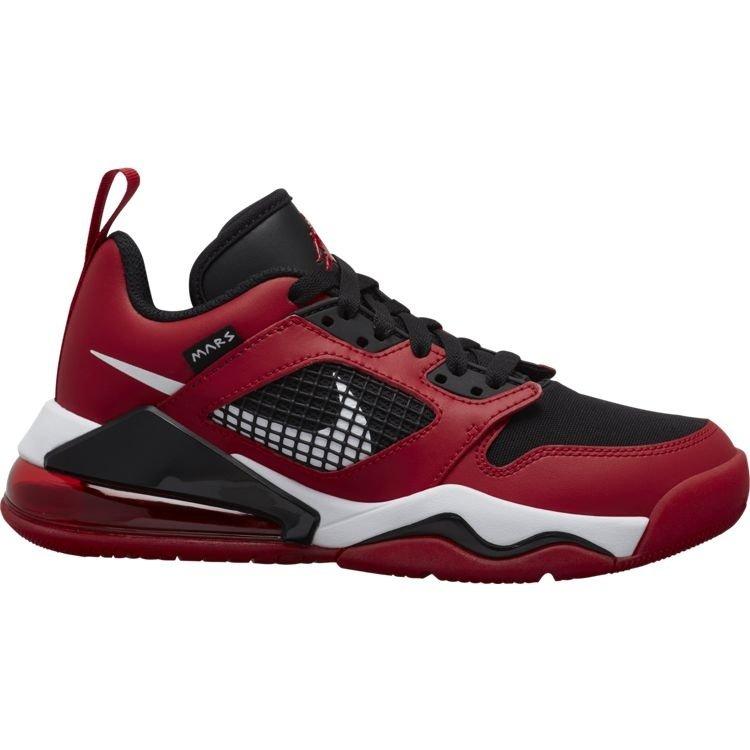 Jordan Jordan Mars 270 Low (GS) Rood Zwart