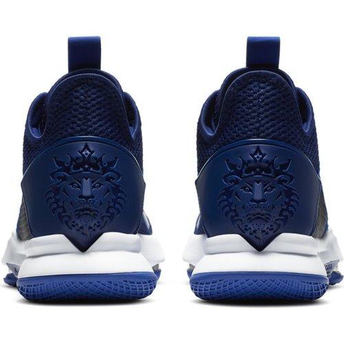 Nike Basketball Nike Lebron Witness IV (Team) Blau Weiß