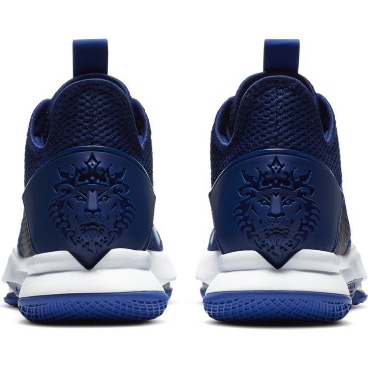 Nike Basketball Nike Lebron Witness IV (Team) Blauw Wit