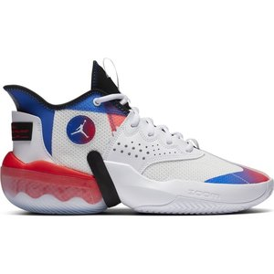 Jordan Basketball Jordan React Elevation White Red Blue