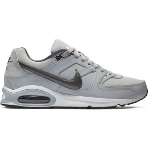 Nike Nike Command Leather Grijs Zwart Wit