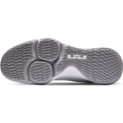 Nike Basketball Nike Lebron Witness IV (Team) Weiß Grau