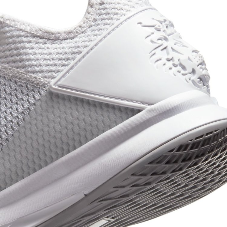 Nike Basketball Nike Lebron Witness IV (Team) Wit Grijs
