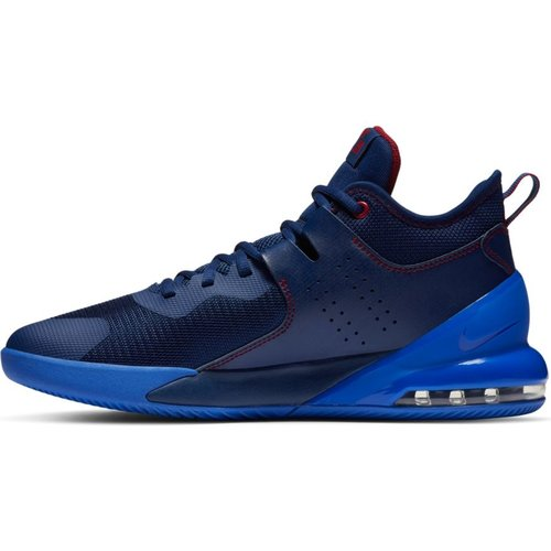 Nike Basketball Nike Air Max Impact Blauw Wit