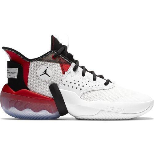 Jordan Basketball Jordan React Elevation White Red