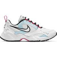 Nike Air Heights Wit Blauw