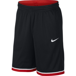 Nike Basketball Nike Dri-Fit Classic Short Schwarz Rot